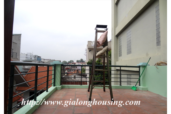 House for rent in Hanoi city center 12
