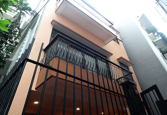 House for rent in Dang Thai Mai street, 04 bedrooms