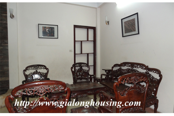 House for rent in Tho Nhuom street,Hoan Kiem District 1