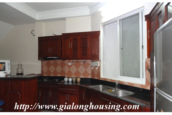 House for rent in Tho Nhuom street,Hoan Kiem District 3