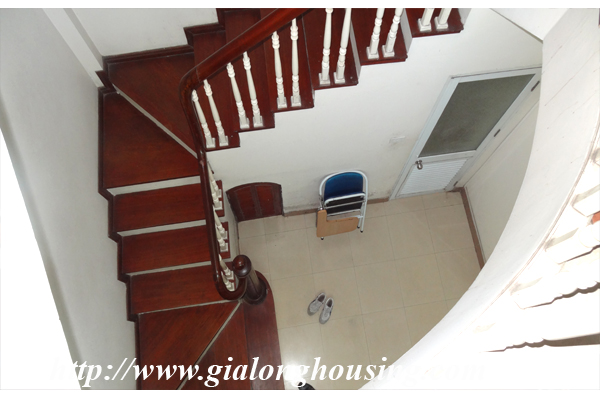 House for rent in Tho Nhuom street,Hoan Kiem District 4
