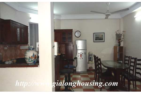 House for rent in Tho Nhuom street,Hoan Kiem District 5