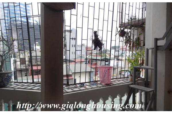 House for rent in Tho Nhuom street,Hoan Kiem District 12