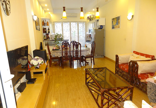 House in Trinh Cong Son, Tay Ho for rent