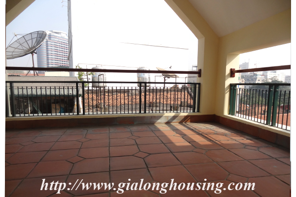 House with 06 bedrooms for rent in Ha Hoi, Hoan Kiem district 14
