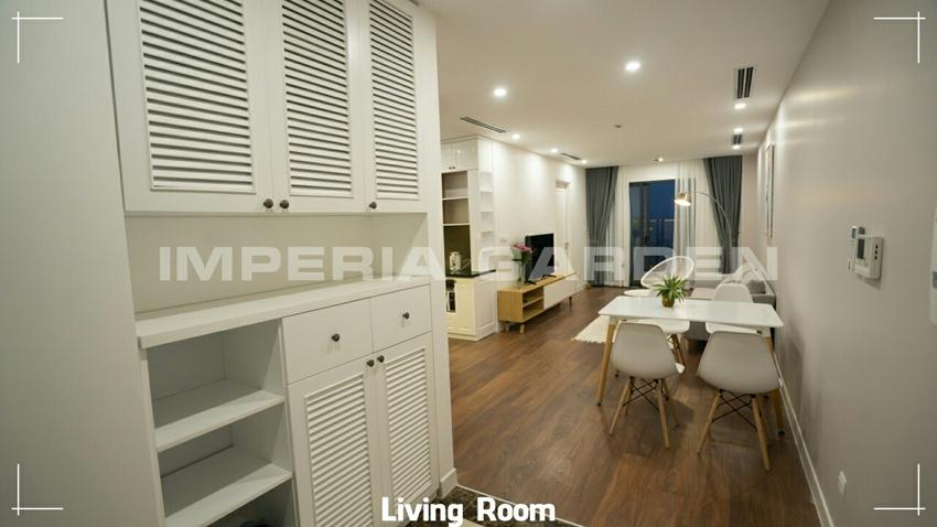Imperia brand new apartment for rent on high floor