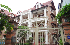Large and beautiful villa with swimming pool in Tay Ho Hanoi