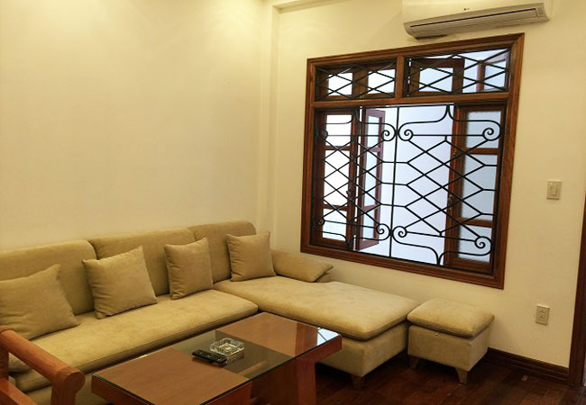 Large apartment for rent in Ngo Sy Lien, Dong Da district