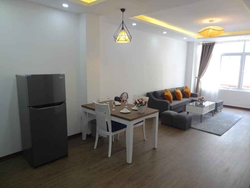 Linh Lang brand new apartment for rent with full services