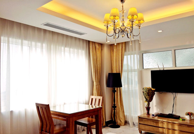 Fully furnished nice apartment in Phan Dinh Phung