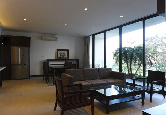 Luxurious and new apartment for rent in Yen Phu village