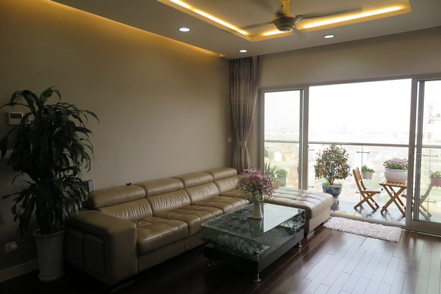 Luxurious high floor apartment in Lancaster Nui Truc