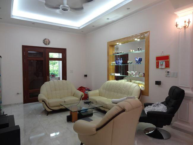 Luxurious villa for rent with huge living area, near airport
