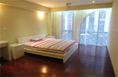 Luxury apartment for rent in Hai Ba Trung street Hanoi