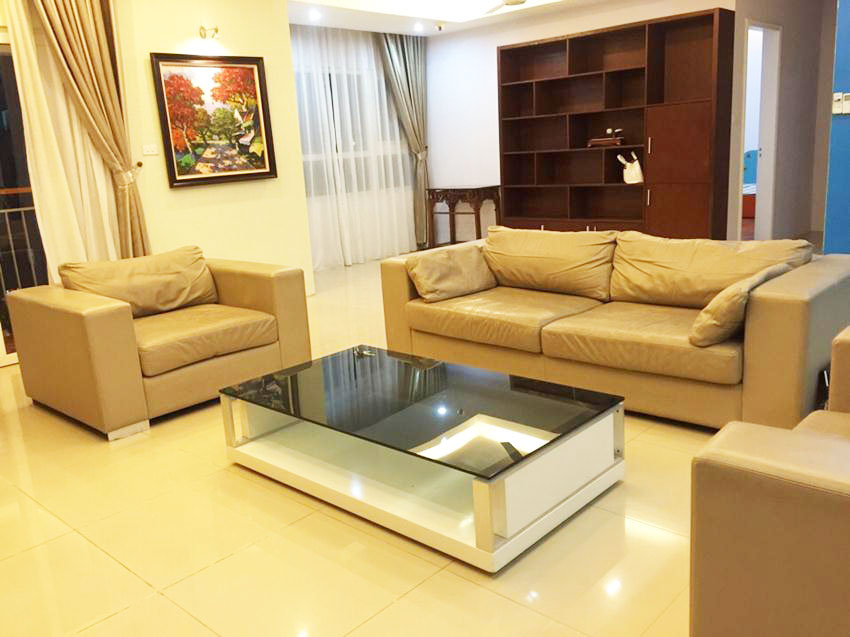 M5 Nguyen Chi Thanh furnished apartment for rent