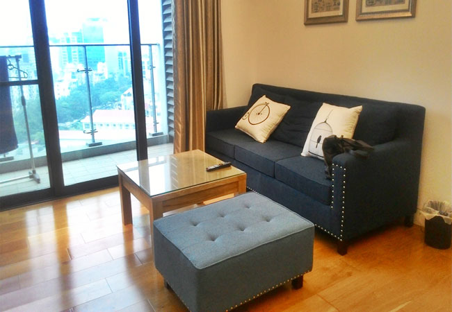 Modern apartment for rent in Indochina Plaza Hanoi