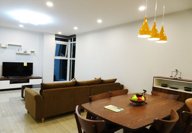 New 03 bedroom apartment for rent in L3 building, Ciputra