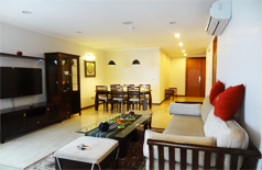 New apartment in new building in Ciputra