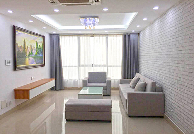 New apartment in Thang Long number One for rent
