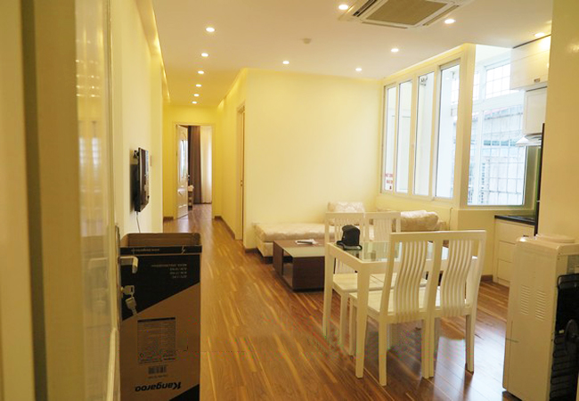 New apartment in Truong Han Sieu street, Hoan Kiem district for rent
