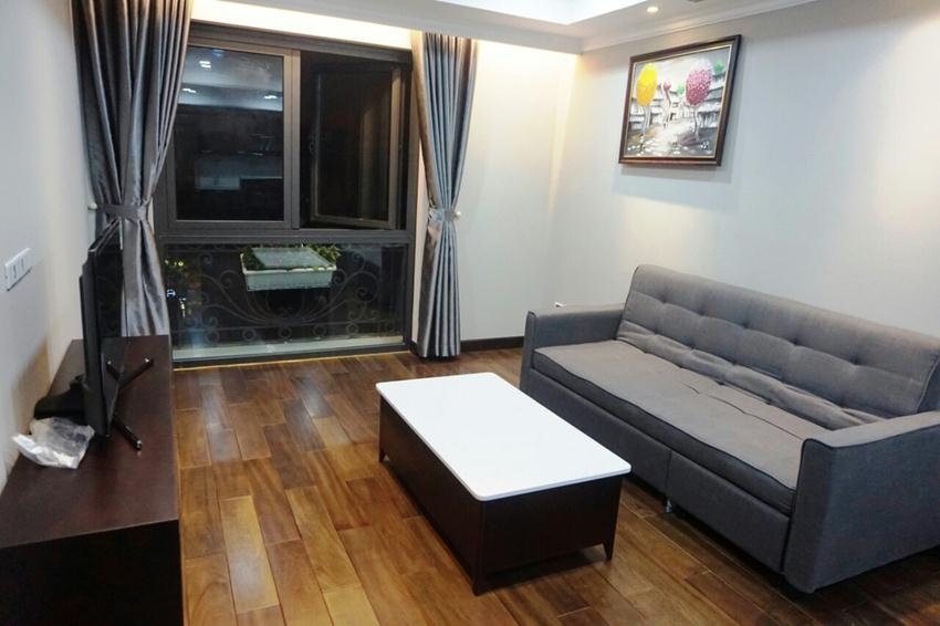 New fully furnished apartment in Bui Thi Xuan for rent