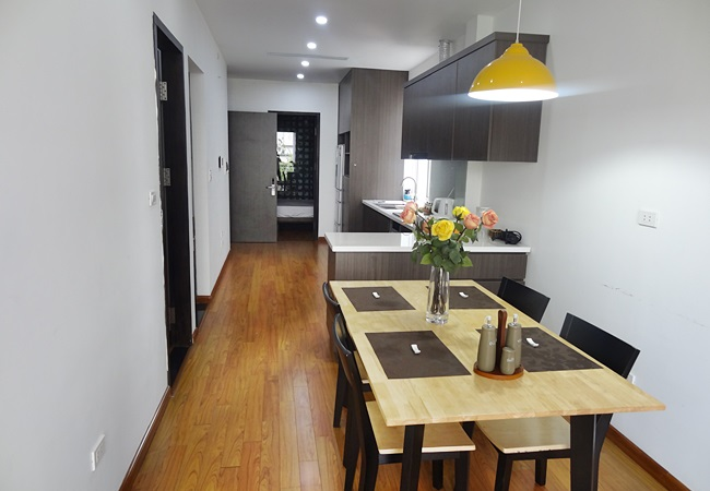 New fully furnished apartment in Dang Thai Mai, Tay Ho