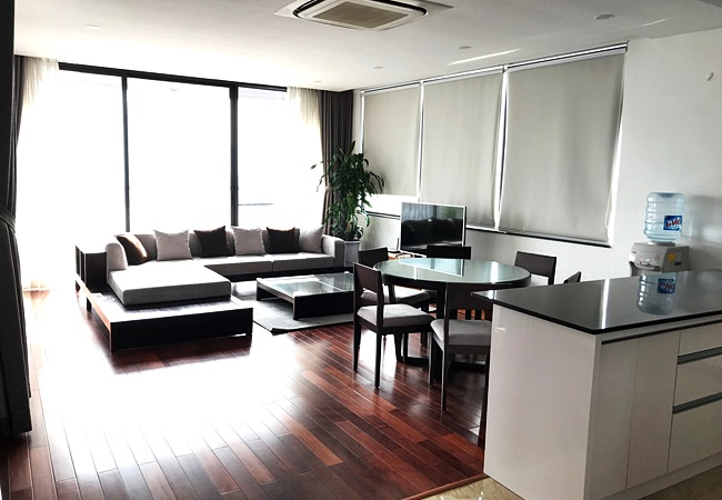 New serviced apartment in lane 41 Tay Ho