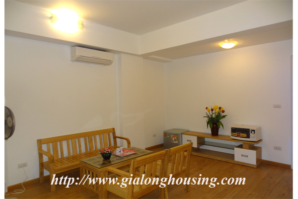 New serviced apartment in Lang ha Street,Hanoi for rent 1