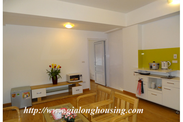 New serviced apartment in Lang ha Street,Hanoi for rent 2
