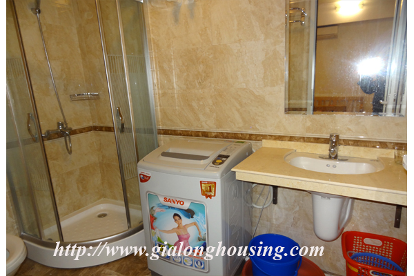 New serviced apartment in Lang ha Street,Hanoi for rent 4