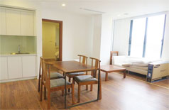 New serviced apartment in Le Duan, Dong Da district for rent
