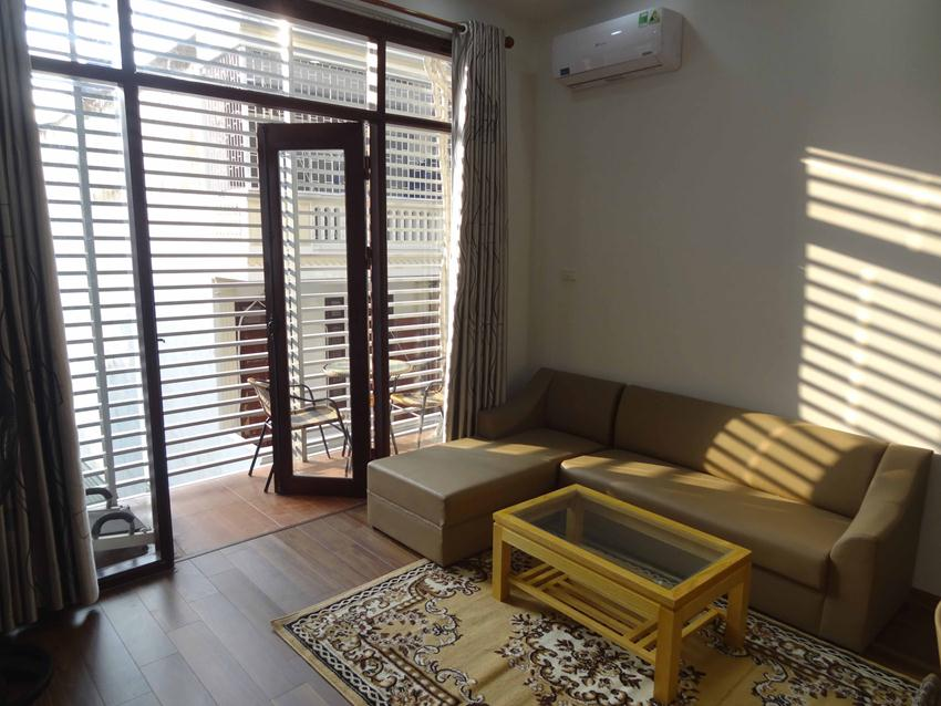 New serviced apartment in Quan Ngua for rent