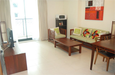 Nice 01 bedroom apartment in Pacific Hanoi for rent