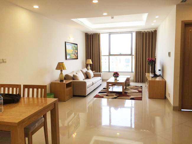 Nice apartment for rent in Thang Long No 1