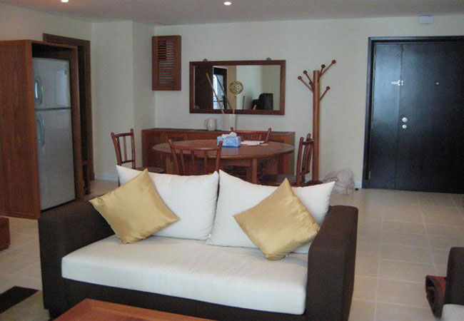 Nice apartment with 02 bedroom in Pacific Place