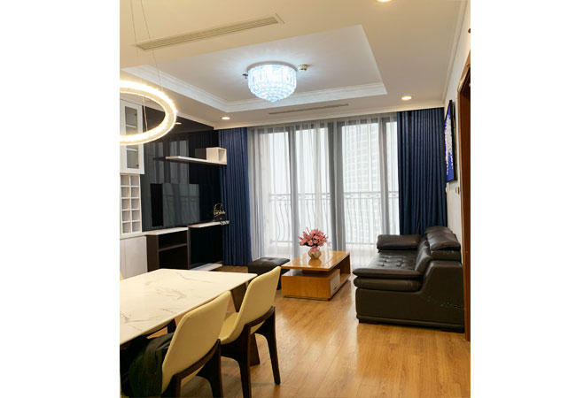 Nice furnished apartment for rent in R6 Royal City