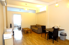 One Bedroom apartment for rent in ba Dinh district,fully furnished
