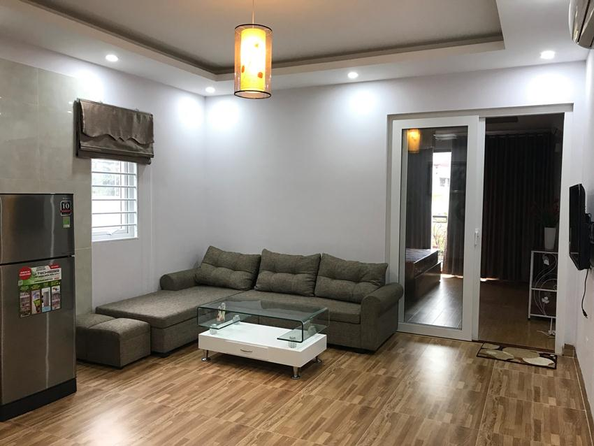 One bedroom apartment in De La Thanh for rent