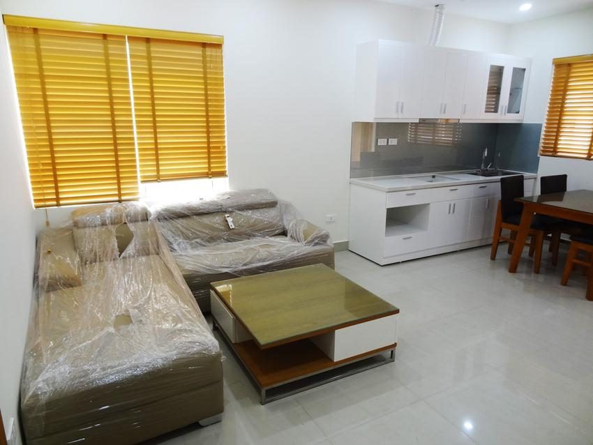 One bedroom apartment in Thai Ha, Dong Da for rent