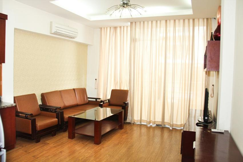 One bedroom apartment in Thuy Khue, near Golden Westlake