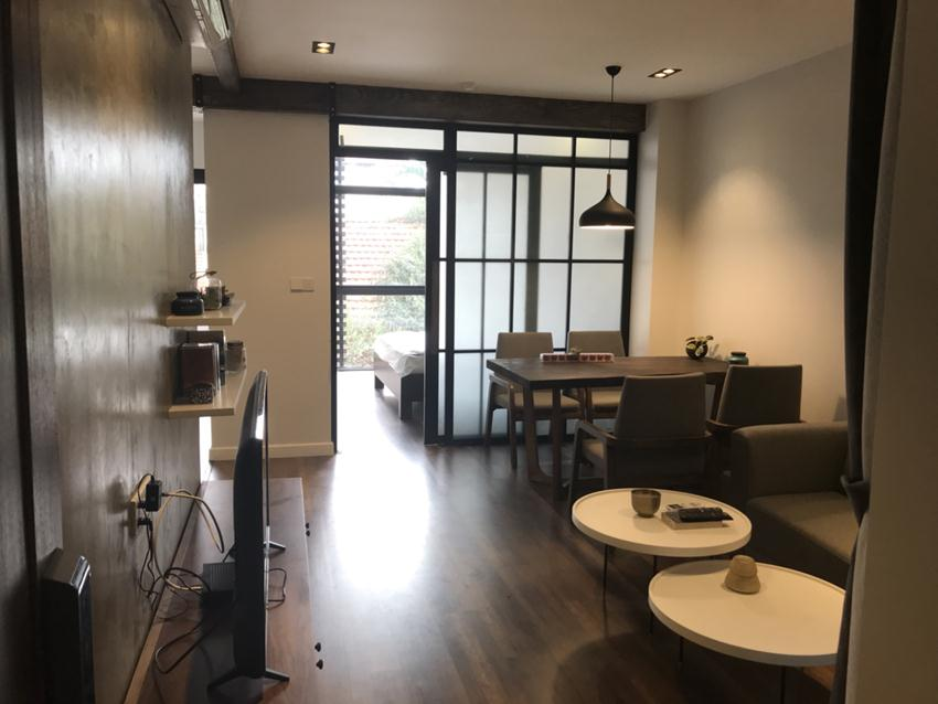 One bedroom brand new apartment in Dang Thai Mai