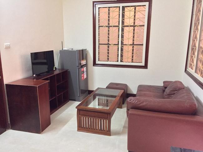 One bedroom newly renovated apartment in Ngoc Ha for rent