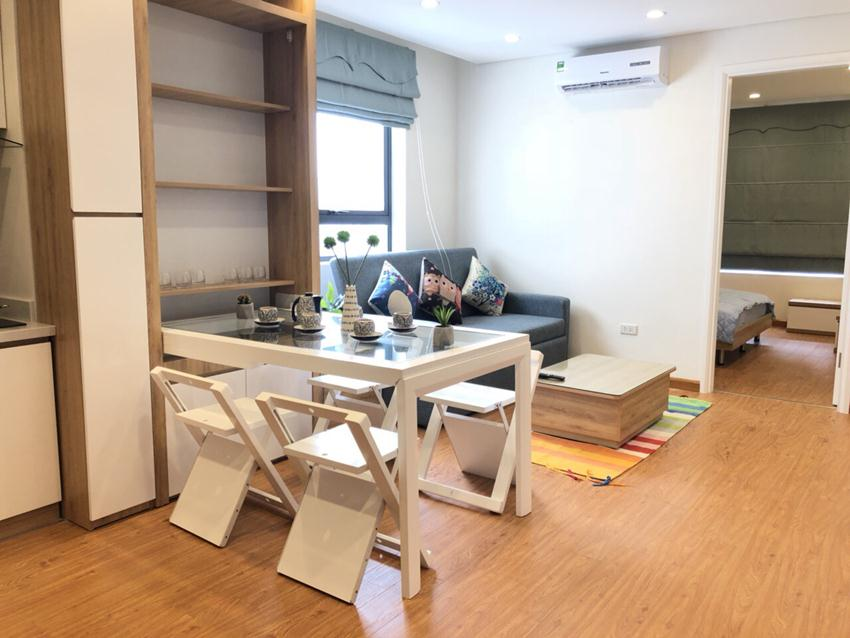 One bedroom with smart furniture for rent in HongKong