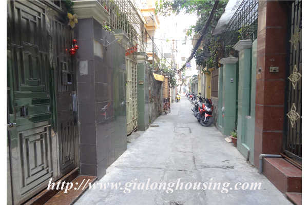 Park view house for rent in Hai Ba Trung district 1