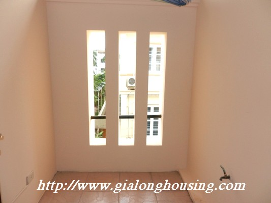 Partly furnished villa for rent in Ciputra 18