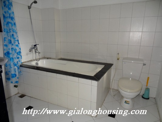 Partly house for rent in Nghi Tam Village 14