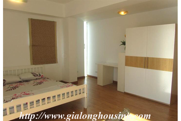 Serived apartment in Lang Ha for rent with 02 bedrooms 9