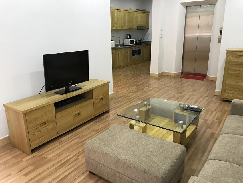 Serviced apartment for rent in 535 Kim Ma street