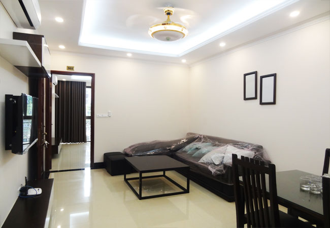 Serviced apartment for rent in Tran Phu street
