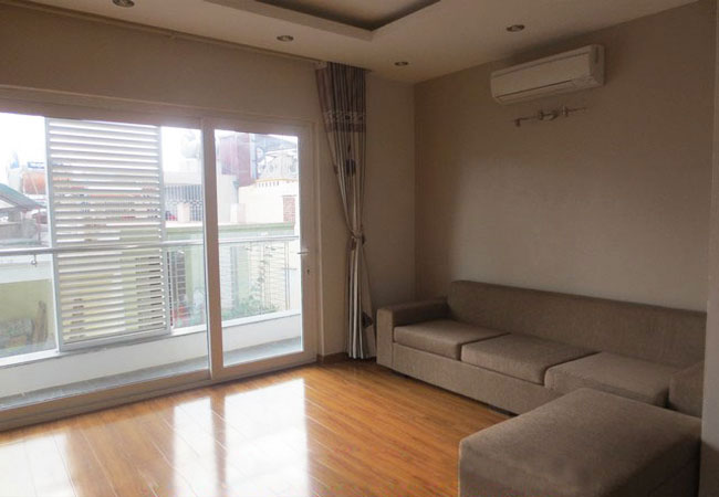 Serviced apartment in Nguyen Chi Thanh for rent